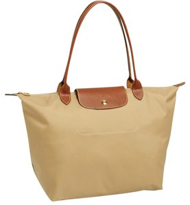 Longchamp Le Large Tote Nylon Shoulder Bag