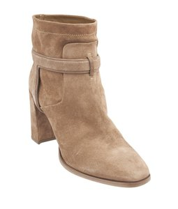 Dior Christian Urbaine Low Beige Boots