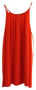 Vince Camuto Top Tigerlily orange