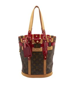 Louis Vuitton Ruby Neo Bucket Tote in Brown