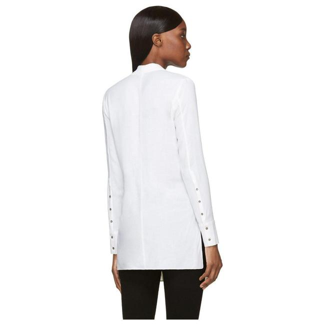 Helmut Lang Top White Image 1