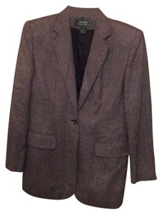 Lauren Ralph Lauren Grey Tweed Blazer