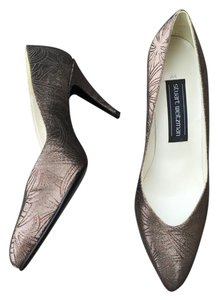 Stuart Weitzman Pumps Wedding Metallic Shimmery Bronze metallic Formal