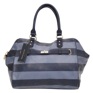 Tommy Hilfiger Navy Helen Safiano Tote in Blue