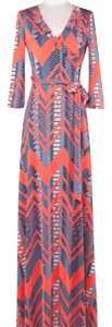 Multi Maxi Dress by John 5:17 Maxi Long