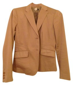 J.Crew Sateen Sports Coat khaki Blazer