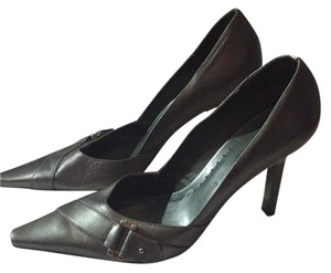 BCBGeneration Grey Pumps