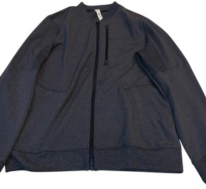 Lululemon Men's Jacket Workout Jacket Zip-up Jacket