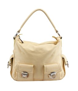 Marc Jacobs Off Leather Hobo Bag