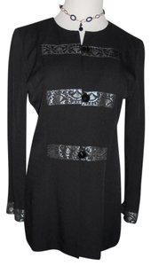 Jessica Howard Top Black / Silver