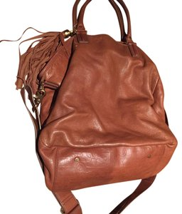 Tory Burch Leather Designer Hobo Bag