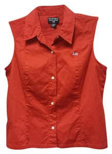 Polo Ralph Lauren Button Down Shirt vibrant red