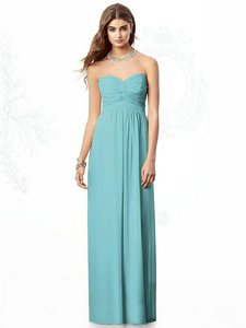 After Six Spa Blue 6694 Dress