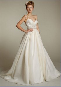 Lazaro 3165 Wedding Dress