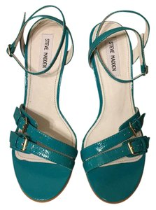 Steve Madden Turquoise Pumps