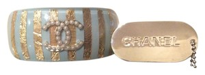 Chanel NEW CHANEL 13C VERSAILLES RESORT CRUISE COLLECTION BANGLE BRACELET