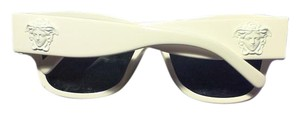 Versace Versace White Medusa Sunglass New in Box Hot!