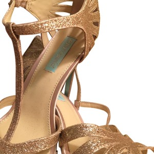 Betsey Johnson Gold Formal