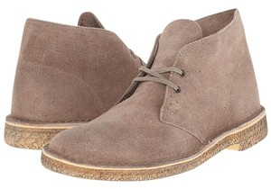 Clarks Brown Tan Boots