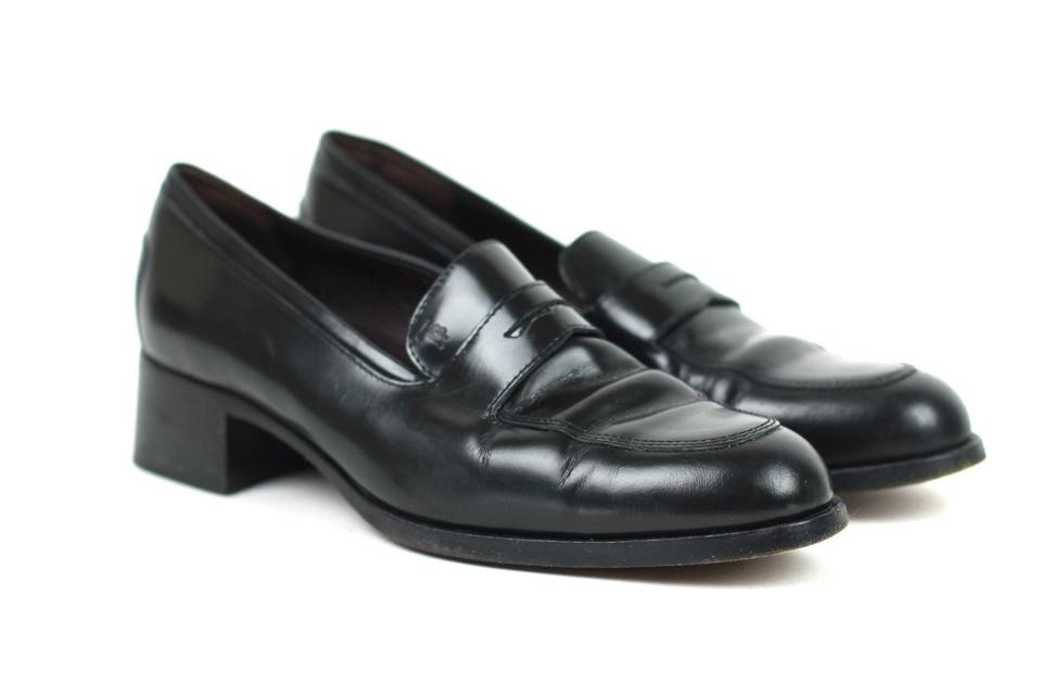 ladies Tod's Black Penny Loafers price Flats Fair price Loafers ddf39f