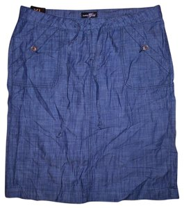 Other Brand New Skirt Denim Blue