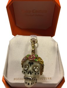 Juicy Couture NWT! JUICY COUTURE RARE LE 2012 SUGAR SKULL CHARM