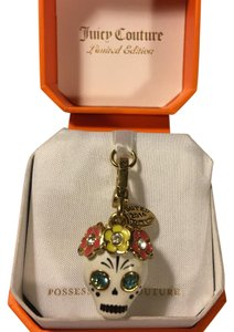 Juicy Couture SUPER SALE! JUICY COUTURE RARE LE 2014 SUGAR SKULL CHARM