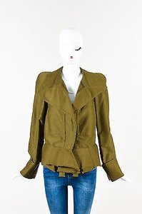 Isabel Marant Olive Green Jacket