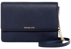 Michael Kors Admiral Blue Shoulder Cross Body Bag