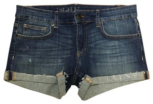 JOE'S Jeans Cuffed Shorts Denim