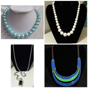 Other Holiday Quad of Necklaces