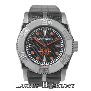 Roger Dubuis Roger Dubuis Easy Diver Just For Frends K10 SE46.14.7.N/9 Titanium