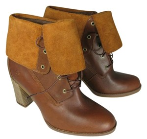Timberland ginger brown Boots