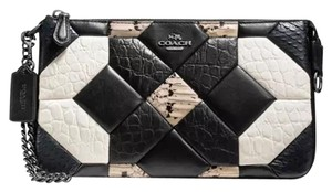 Coach Nolita 66315 Black Clutch
