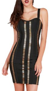 Wow Couture Cocktail Party Bandage Dress
