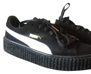 Puma Black Creepers (size 8 womens) Athletic