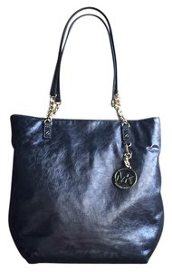 MICHAEL Michael Kors Tote in Dark Gray