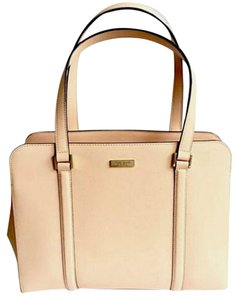 Kate Spade Satchel in Strosetta / Gold tone