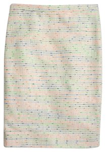 J.Crew Skirt multi color