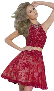 Tony Bowls Homecoming Cocktail Two Piece Dress