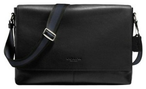 Coach Tote Briefcase Messenger Laptop Bag