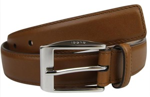 Gucci Gucci Belt with Classic Square Buckle 115/46 336831 2535 bgh0n