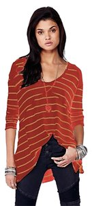 Free People Thermal V-neck Tunic