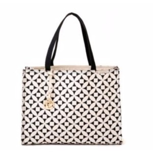 Spartina 449 Tote in Black And Beige