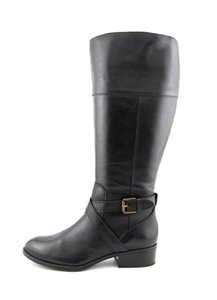 Ralph Lauren New Black Boots