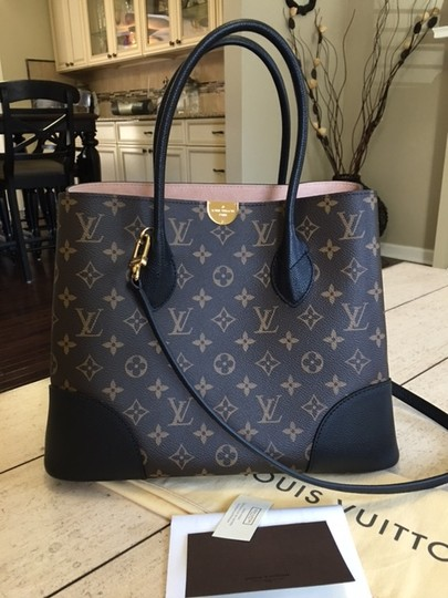 Louis Vuitton 2016 Near New Flandrin Monogram Noir Care