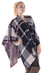 JTC FREE SHIPPING Knitted Winter Cape Stylished Poncho JP433