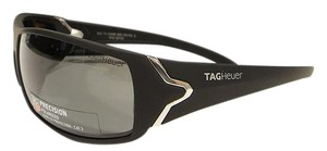 TAG Heuer Tag Heuer 9205 Racer Sunglasses 901 Black / Grey Polarized Authentic