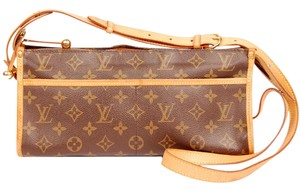 Louis Vuitton Monogram Canvas Popincourt Cross Body Bag