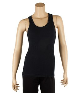 American Apparel Cotton Top Black